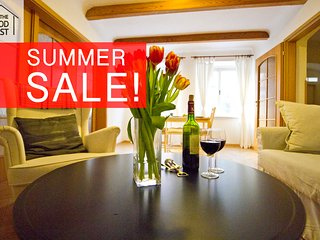 Apartment with a fireplace by Prague Castle HOT SUMMER DEALS !!!
