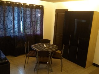 Studio Apartment fully equipped & furnished in Damosa.