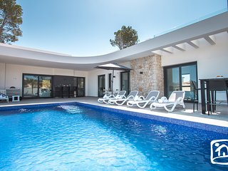 3 bedroom Villa in Moraira, Valencia, Spain : ref 5422403