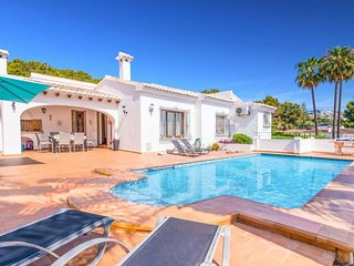 3 bedroom Villa in Fanadix, Valencia, Spain - 5634263