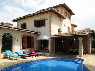5 bedroom Villa in Cala Ratjada, Balearic Islands, Spain : ref 5441174