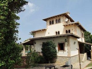 5 bedroom Villa in Cala Ratjada, Balearic Islands, Spain : ref 5441174