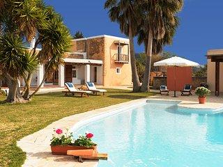 4 bedroom Villa in San Lorenzo de Balafia, Balearic Islands, Spain : ref 5047864