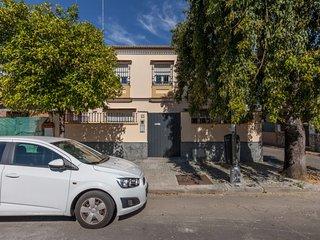 5 bedroom Apartment in El Cerro del Águila, Andalusia, Spain : ref 5634090