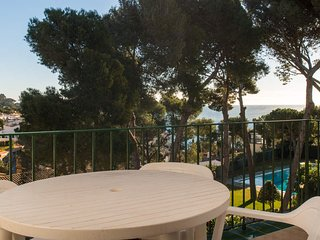 Calella de Palafrugell Apartment Sleeps 6 with Pool - 5312360