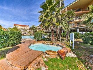 NEW! Updated Galveston Condo w/ Resort Amenities!