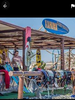 KAHUNA SURFHOUSE-KITESURF SCHOOL KITI(2km away)