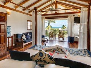 1 Bedroom beachfront apartment