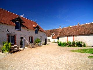 Au Pré des Châteaux - gîte La Clé des Champs