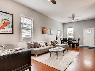 Cozy Duplex in West Colfax — Denver!