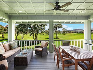 Fairway front, Private home, Poipu Beach Club, Upscale, Kiahuna Plantation Hale