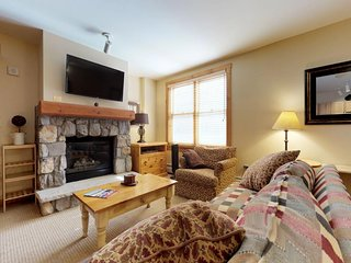 NEW LISTING! Slopeside retreat w/shared hot tub, pool, game room