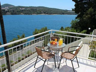 Apartments Lozica - Standard Studio  Apartment with Terrace and Sea View
