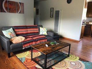 Breath. Relax. Unwind. Our Cozy Getaway House