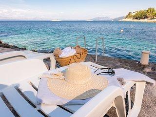 Luxury Villa My Korcula - Korcula - Prigradica, with pool and seaview