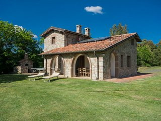 3 bedroom Villa in Il Belagaio, Tuscany, Italy - 5697199