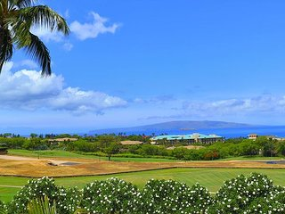 Wailea Ekolu #310, Panoramic Ocean View, updated, spacious! Sleeps 4