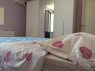 Appartamento vista mare con vasca da bagno idromassaggio