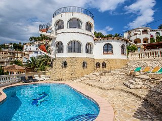 Sweet - modern, well-equipped villa with private pool in Benissa