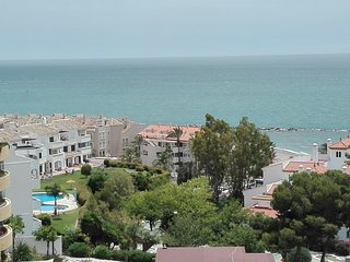 Estudio junto Playa, vistas espectaculares del mar