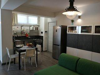 MOOD'S HOME. Appartamento 150mt. dal mare, turistica pedonale/pista ciclabile