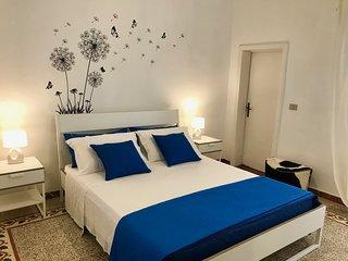 Casa vacanze Sonetto nel centro di Campomarino a 100 m dal mare