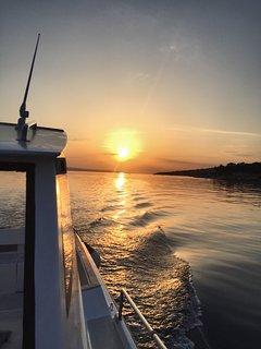 Gajeta boat sunset experience