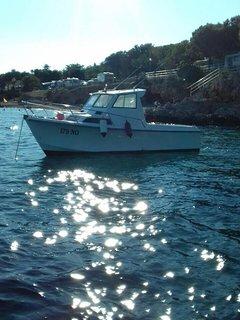 Gajeta private excursions boat