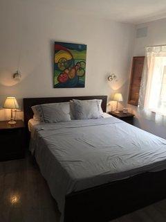 Ensuite bedroom.