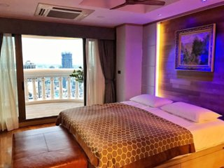 1331 Fantastic View in city, Near BTS, Luxury room
