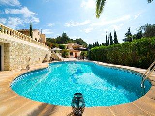 4 bedroom Villa in La Fustera, Valencia, Spain : ref 5634251