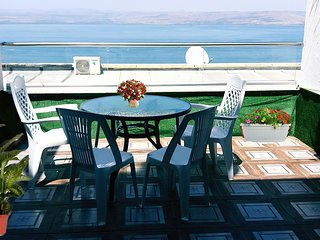 Amazing House on the sea of Galilee