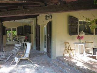 Depandance in Villa Monte Quercione