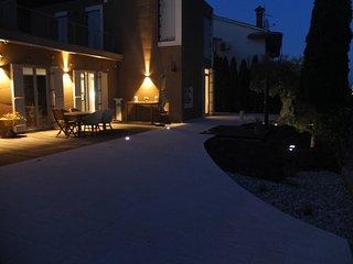 Villa Korte, Luxury in the heart of Slovenian Istria