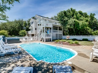 Island Cottage | 1575 ft from the Beach | Private Pool, Hot Tub