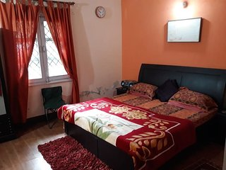 Zorba Villa (View of Two Lakes) Bedroom 1