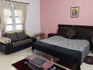 Zorba Villa (View of Two Lakes) Bedroom 2