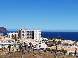 Breathtaking View 1 bed Apartment in Golf del Sur