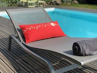Villa 3 chambres piscine privee