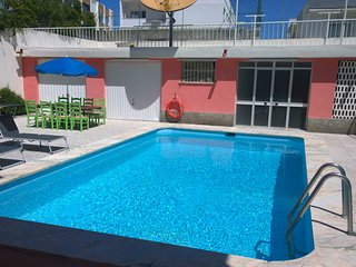 10P complete house private pool 4+1 bedrooms