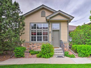 NEW! Longmont Condo w/ Patio - 20 Min to Boulder!