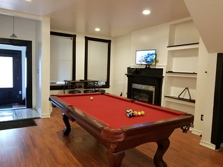 Glorious 5 bedrooms & 3 Bathrooms near Philadelphia with Complimentary wine