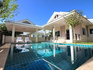Harmony pool villa in Hua Hin