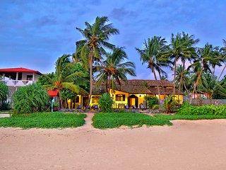 Little Parrot Beach Villa, Right On The Beach, Including Brekfast, 4G Free WiFi
