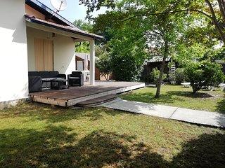 Maison Arcachonnaise typique du Bassin renovee