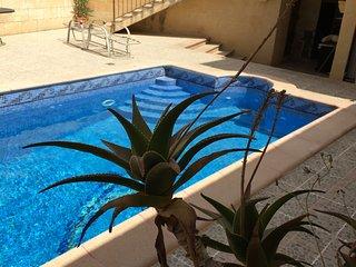 Darta Barrani Farmhouse avec vue sur Malte et mer/ 8p avec piscine privée