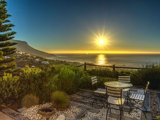 An Eagle's View of Camps Bay