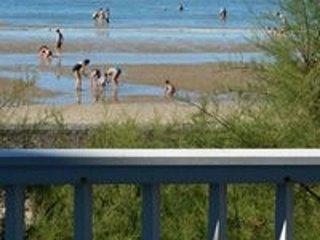 villa face à la mer et aux vestiges du débarquement