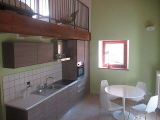 Antica dimora del Gallo nero - Appartamento Verde
