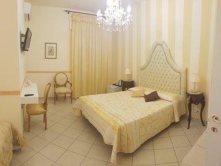 Luxury B&B Torre dei Saraceni - Camera Artemisia